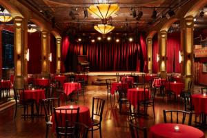 Cabaret Show venue